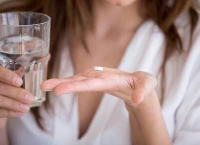 Minum Obat Pereda Nyeri