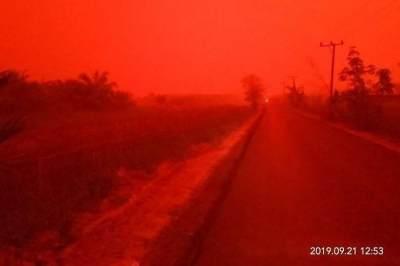 Fenomena Langit Merah Saga Di Jambi, Ketahui Penyebab dan Dampaknya