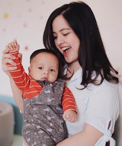 Jadi Ibu Baru, Tasya Kamila Ungkap Alami Banyak Perubahan Fisik dan Sifat