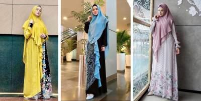 Mengintip 5 Gaya Fashion Hijab Mulan Jameela yang Sukses Dapat Kursi di DPR