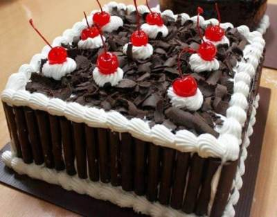 Kue Ulang Tahun Kukus