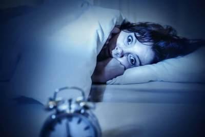 Menyebabkan Insomnia