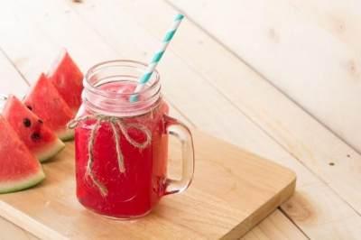 Blueberry dan Semangka