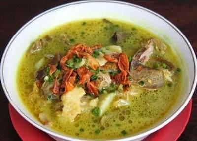 Soto Ayam Sunda