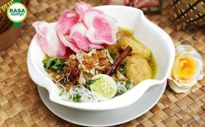 Soto Ayam Padang