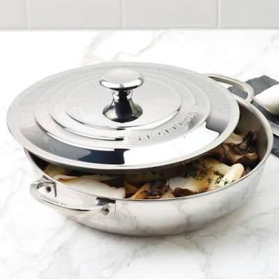 3. Braiser Pan