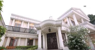 Mengintip Rumah Anang & Ashanty yang Megahnya Bak Istana Negeri Dongeng