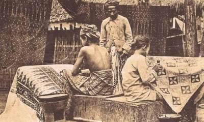 2 Oktober Ditetapkan Sebagai Hari Batik Nasional, Simak Sejarah Singkatnya Yuk!