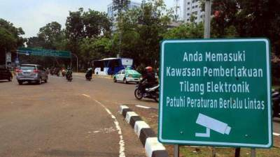 10 Titik Tilang Elektronik di Jakarta yang Mulai Diberlakukan, Yuk Ketahui Aturannya!