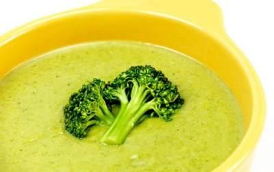 Nasi Tim Saring Brokoli