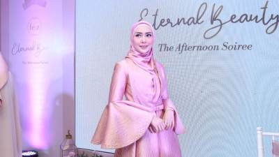 Mengintip Desain Baju Fe.z, Brand Fashion Baru dari Fenita Arie
