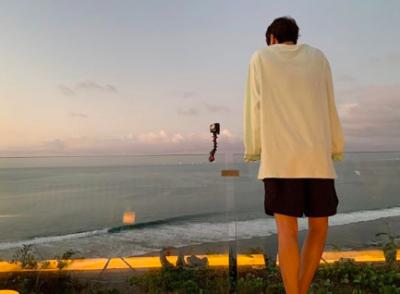Hebohkan Fans, Apa Saja yang Dilakukan Lee Min Ho Di Bali Usai Wajib Militer?