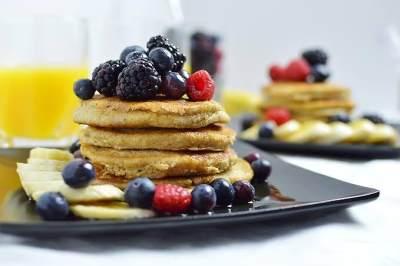 Gluten-Free dan Rendah Kalori, Resep Pancake Super Sehat Ini Wajib Dicoba