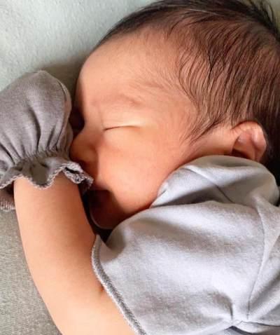 Arti Nama Anak Kedua Nabila Syakieb yang Berinisial 'R3', Ganteng Banget, Moms!