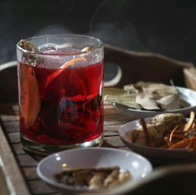 Resep Minuman Hangat Dari Jahe