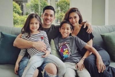 Cara Sederhana Nana Mirdad Ajarkan Anaknya Mandiri dan Cinta Lingkungan