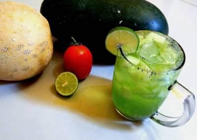 Resep Minuman dan Desert Segar dari Melon