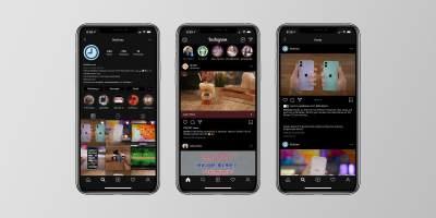 'Dark Mode' Diluncurkan, Fitur Ini Bakal Dihapus Instagram?