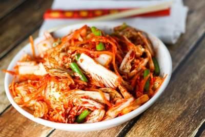 Tersihir Drama Korea, Bolehkah Ibu Hamil Makan Kimchi?
