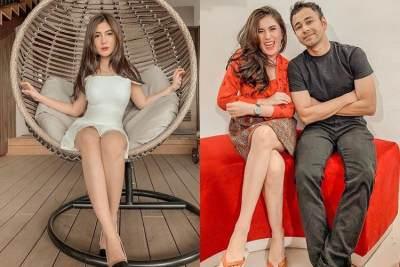 Potret Cantik Angela Lee, Sosok yang Dituding Menggoda Raffi Ahmad