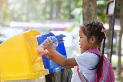 5 Manfaat Terapkan Gaya Hidup Zero-Waste Sejak Dini, Bantu Kurangi Limbah Plastik