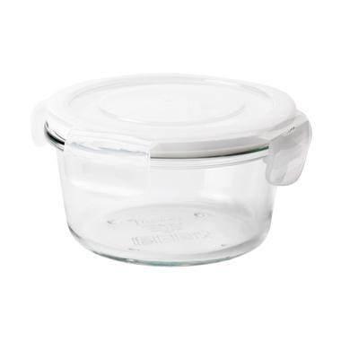 Simpan tepung panir di wadah kedap udara