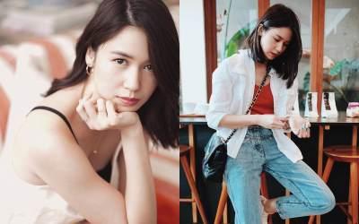 7 Potret Cantik Laura Basuki, Mama Muda yang Tetap Imut bak ABG