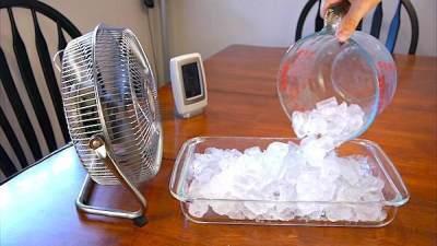 Manfaatkan Es