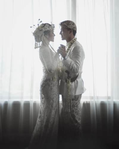 Menikah dengan Hamish Daud 2 tahun lalu
