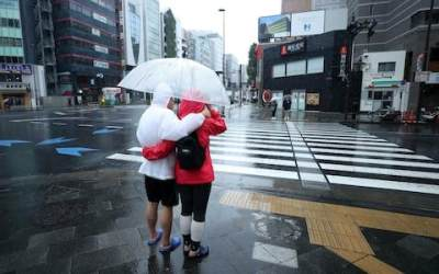 Topan Hagibis Menyerang Jepang, Pelajari Gejala Alam yang Terjadi dan Persiapan Menghadapinya