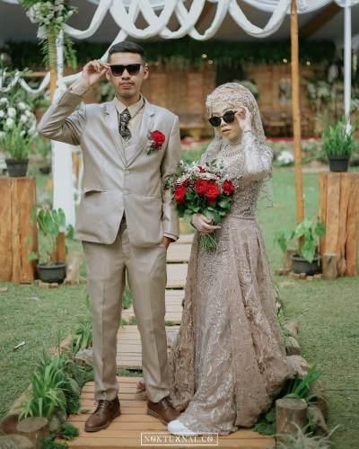 Tampil Keren di Resepsi Pernikahan