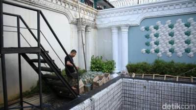 Mengintip Sudut Rumah Mewah Anang yang Angker, Benar Nggak Sih?