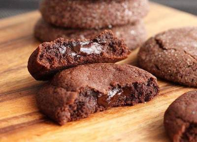 Cokelatnya Lumer Di Mulut, Ini Resep Nutella Choco Lava Cookies!