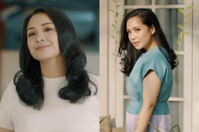 Nagita Slavina Cantik Berkelas di Video Klip 'Menerka-nerka', Intip Gaya Fashion & Makeup-nya