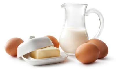 Telur dan Produk Susu