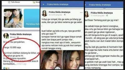 Viral Kisah Anak Durhaka yang Tega Mencaci & Menjual Ibunya, Kini Dicari Polisi