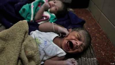 Dikubur Hidup-hidup, Tren Membunuh Bayi Perempuan Baru Lahir Marak Di India
