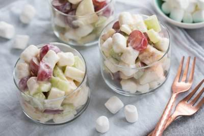 Resep Salad Jelly Buah Kesukaan Anak, Baik Untuk Kesehatan Pencernaan Si Kecil