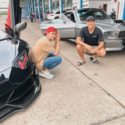Ungkapan Syukur Nagita Slavina Usai Mobil Lamborghini Raffi Ahmad Terbakar