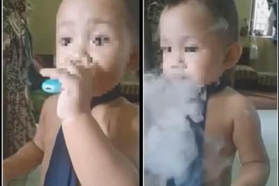 Viral Video Bayi Vaping! Ketahui Bahaya Vape Untuk Anak-anak