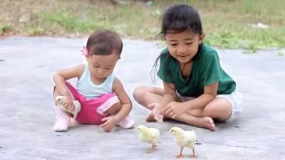 Trik Seru Walkot Bandung Cegah Pelajar Kecanduan Gadget dengan Bagikan Anak Ayam