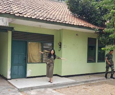 1. Rumah dinas pertama AHY