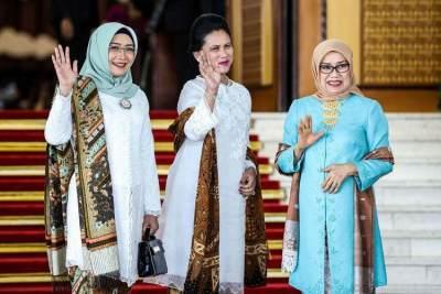 Tas Tangan Istri Ma'ruf Amin Jadi Sorotan Saat Pelantikan Presiden, Berapa Harganya?