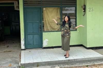 Cerita Annisa Pohan dan Potret Sederhana Rumah Pertamanya dengan AHY