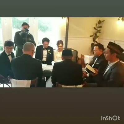 Rina Nose dan Josscy Resmi Menikah di Belanda, Bagaimana Prosesinya?