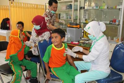 Darurat Difteri: MIN 1 Malang Diliburkan, Ratusan Siswa & Belasan Guru Pembawa Difteri