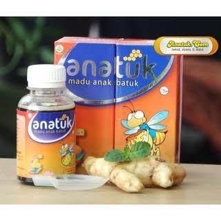 Anatuk Obat Batuk Herbal
