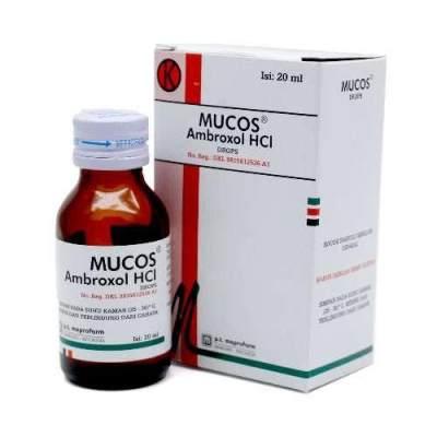 Mucos Drop