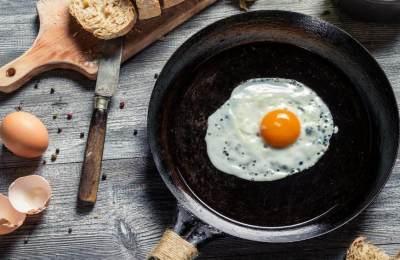 Tips mengonsumsi kuning telur bebek