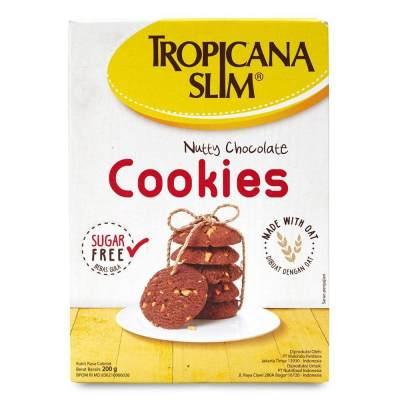 4. Cookies bebas gula